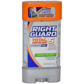 Right Guard Total Defense 5 Fresh Blast Deodorant Stick