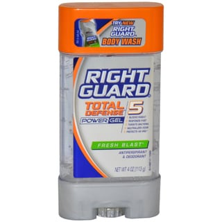Right Guard Total Defense 5 Fresh Blast Deodorant Stick