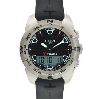 Tissot Men's Titanium T-Touch Expert Watch
