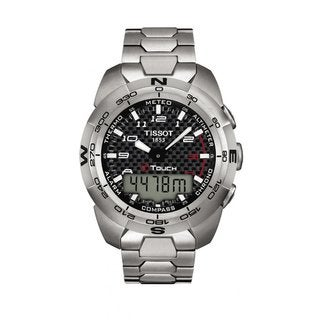 Tissot Men's Titanium Touch Expert Watch
