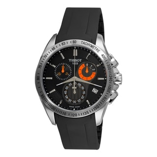 Tissot Men's Stainless Steel Veloci-T Chronograph Watch
