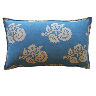 Jiti Pillows 12-inch x 20-inch 'Madison' Decorative Pillow