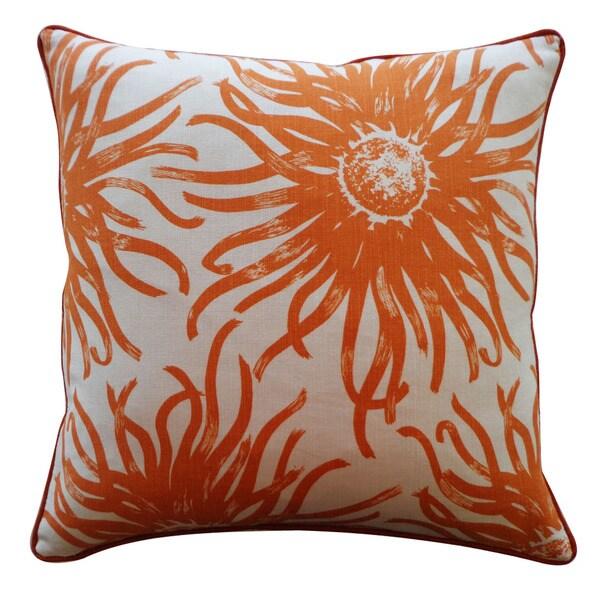 Jiti 20-inch 'Anenoma' Decorative Pillow