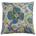 Jiti Pillows 24-inch &#39;Amaryllis&#39; Decorative Pillow