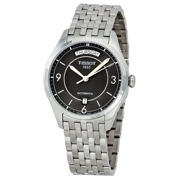 Tissot Men's T0384301106700 T-One Day-Date Calendar Watch
