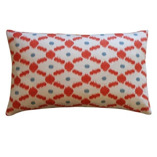 Jiti 12-inch x 20-inch 'Fence' Decorative Pillow