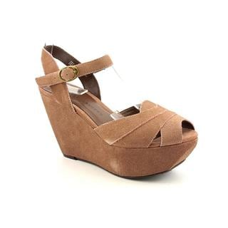 Chinese Laundry Women's 'Get Away' Regular Suede Sandals