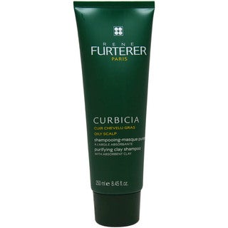 Rene Furterer Curbicia Purifying Clay 8.45-ounce Shampoo
