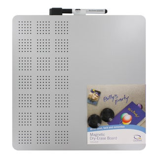 Quartet Specialty Magnetic Dry-Erase Board (11.5 x 11.5)