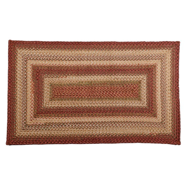 Coliseum Braided Indoor/ Outdoor Rug (2' x 3')