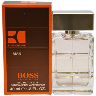 Hugo Boss Orange Men's 1.3-ounce Eau de Toilette Spray