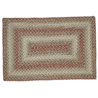 Italy Braided Indoor/ Outdoor Rug (8' x 10')