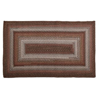 Birchwood Braided Indoor/ Outdoor Rug (2' x 3')