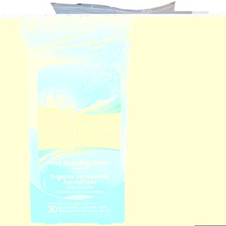 Olay Wet Cleansing Cloths Sensitive (30 Cloths)
