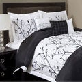 Lush Decor Tree Branch 6-piece Comforter Set
