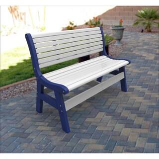 Newport 48-inch Outdoor Bench