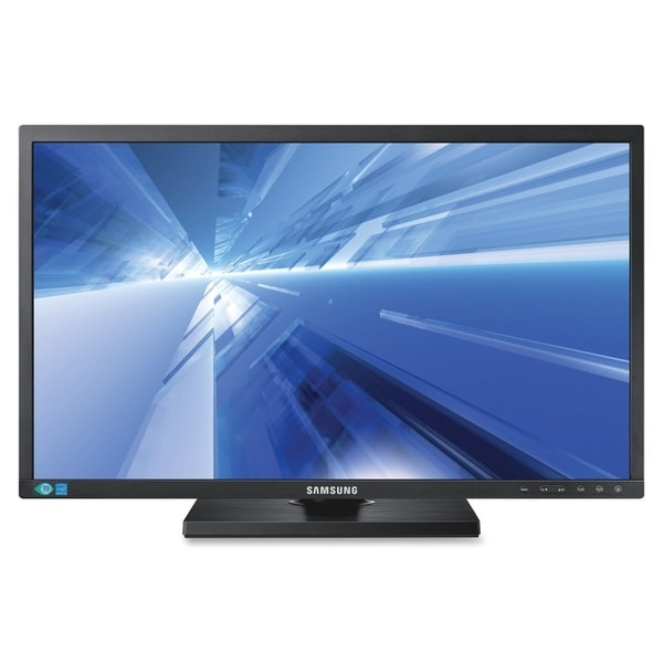 "Samsung S24C450BW 24"" LED LCD Monitor - 16:10 - 5 ms"