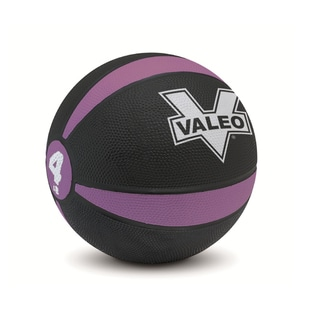 Valeo Medicine Ball (4 Pounds)