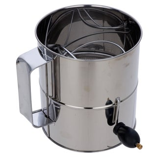 MIU France 8-cup Stainless Steel Flour Sifter