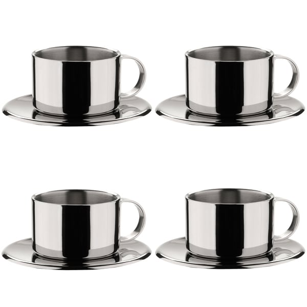 MIU France Stainless Steel Espresso Cup (Set of 4) 10477091