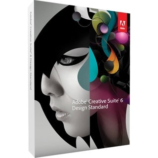 Adobe Creative Suite v.6.0 (CS6) Design Standard (Student & Teacher E
