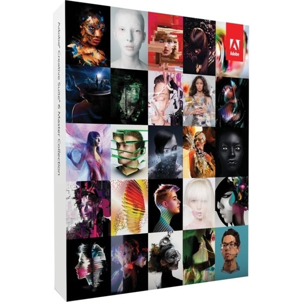 Adobe Creative Suite v.6.0 (CS6) Master Collection (Student & Teacher