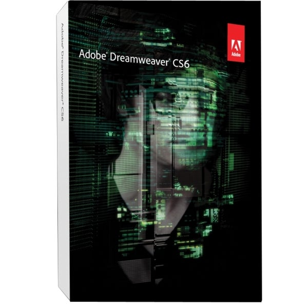 Adobe Dreamweaver CS6 v.12.0 Student & Teacher Edition - Complete Pro