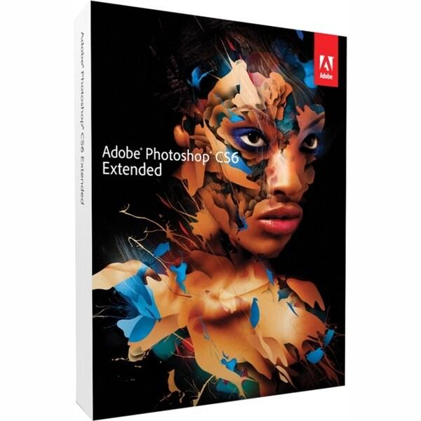 Adobe Photoshop CS6 Extended (Student & Teacher Edition) - Complete P