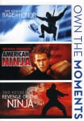 Rage Of Honor/American Ninja/Revenge Of the Ninja (DVD)