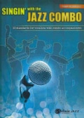Singin' with the Jazz Combo: 10 standards for vocalists with combo accompainiment: Tenor Saxophone (Paperback)