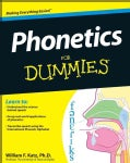 Phonetics for Dummies (Paperback)