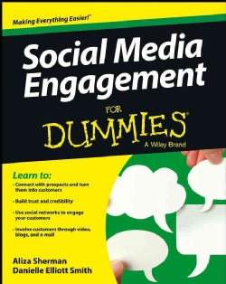 Social Media Engagement for Dummies (Paperback)