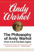 The Philosophy of Andy Warhol: (From A to B and Back Again) (Paperback)