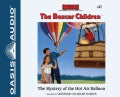 The Mystery of the Hot Air Balloon (CD-Audio)