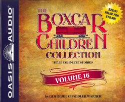 Boxcar Children Collection: Three Complete Stories (CD-Audio)