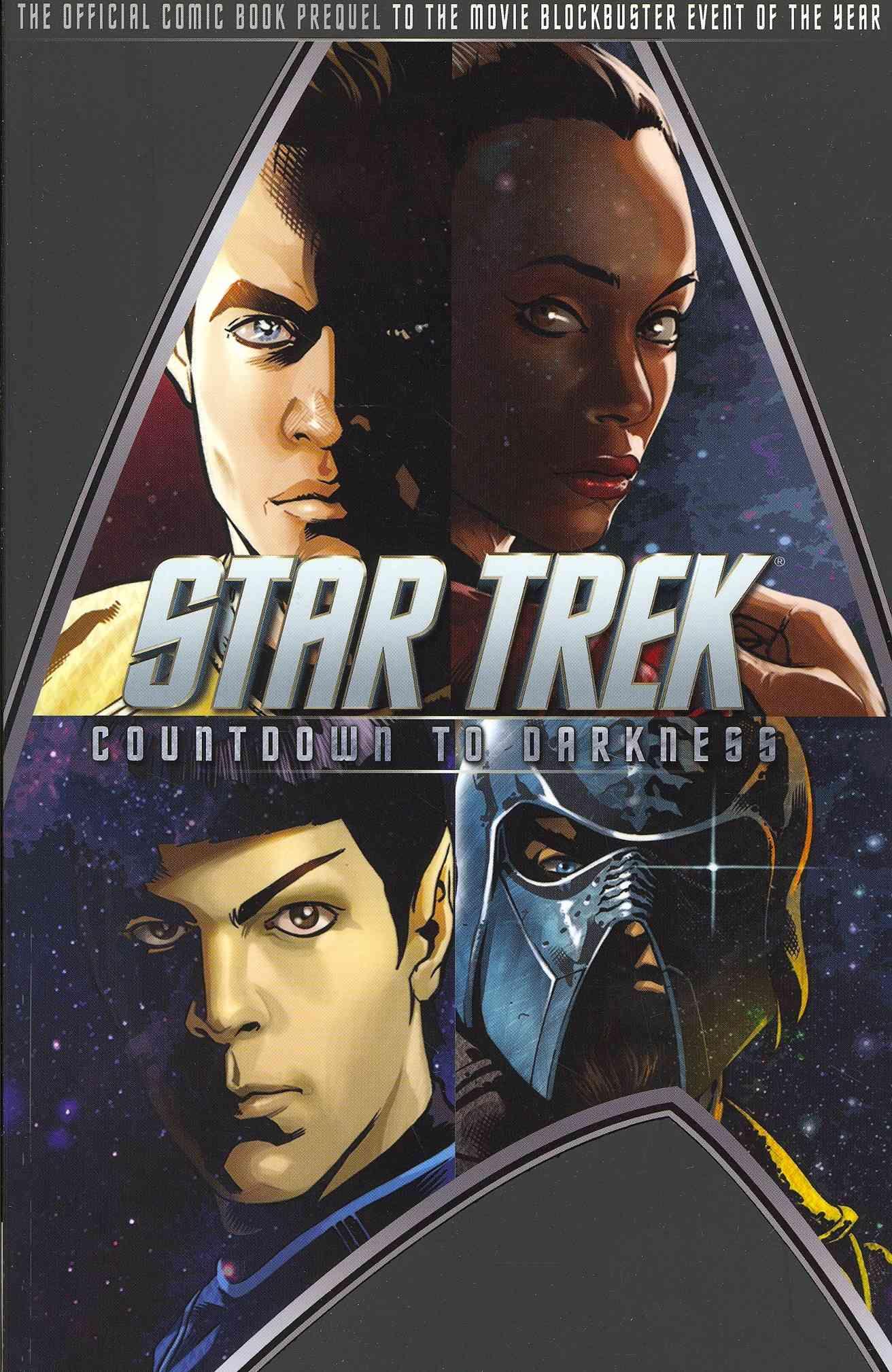 Star Trek: Countdown to Darkness (Paperback)