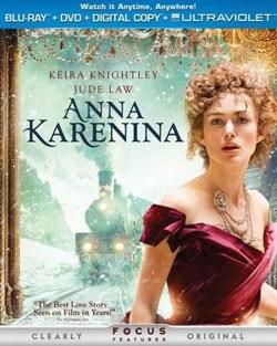 Anna Karenina (Blu-ray/DVD)
