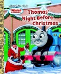 Thomas' Night Before Christmas (Hardcover)