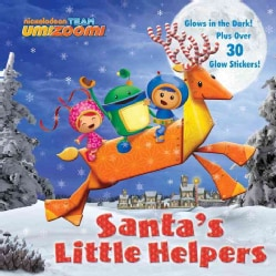 Santa's Little Helpers (Paperback)