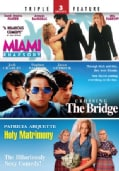 Miami Rhapsody/Crossing the Bridge/Holy Matrimony (DVD)