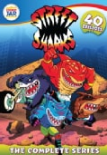 Street Sharks: The Complete 40 Episode Series (DVD)