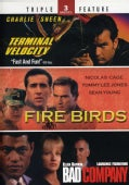 Terminal Velocity/Fire Birds/Bad Company (DVD)