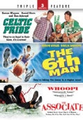 Celtic Pride/The 6th Man/The Associate (DVD)