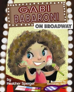 Gabi Babaroni on Broadway (Hardcover)