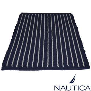 Nautica Monterey Sail Bath Rug