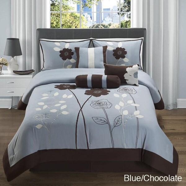 Adrienne 7-piece Comforter Set