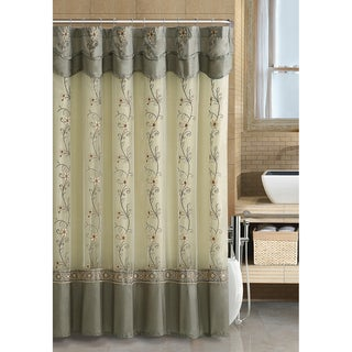 Daphne Sage Shower Curtain