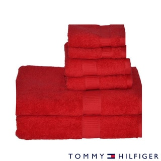 Tommy Hilfiger Cotton 6-piece Towel Set