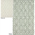 "Rug Collective Handmade Marrakesh Trellis Cotton Chenille Area Rug (7'6"" x 9'6"")"