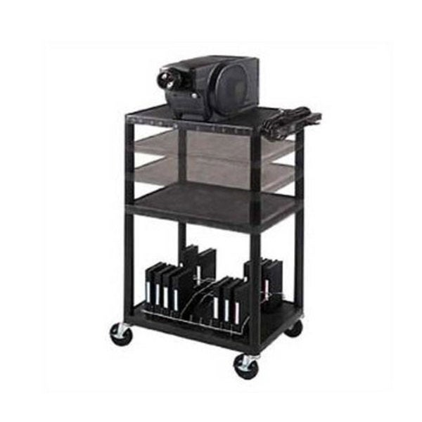 Offex Height-adjustable Multipurpose Storage Cart